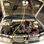 klimatyzacja w samochodach osobowych