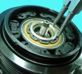 auto klima naprawa sprężarki, serwis, autoklima