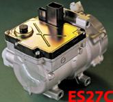 kompresor Denso ES27C, elektryczna sprężarka klimatyzacji hybrydy