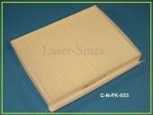 filtr kabinowy a/c, filtr kabinowy citroen xsara picasso, filtr kabinowy przeciwpyłkowy
