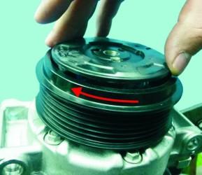 instrukcja regeneracji sprzęgła, naprawa klimatyzacji w samochodzie