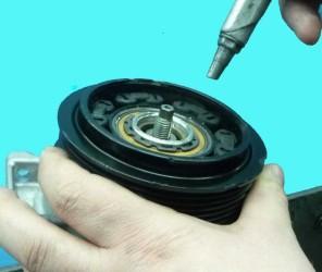 naprawa kompresora klimatyzacji, regeneracja sprężarek samochodowych